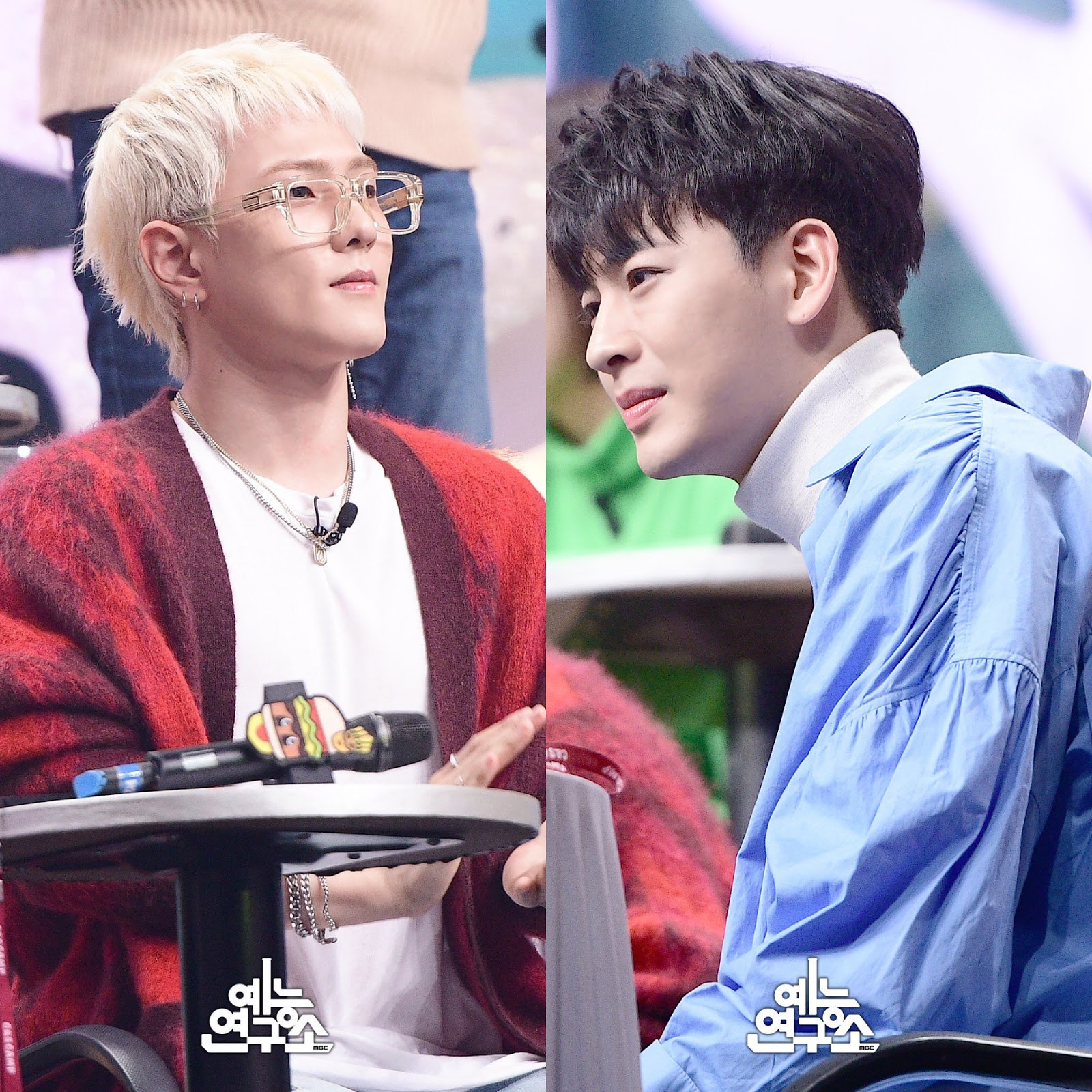 Full] iKON Yunhyeong and Donghyuk on King Of Masked Singer as