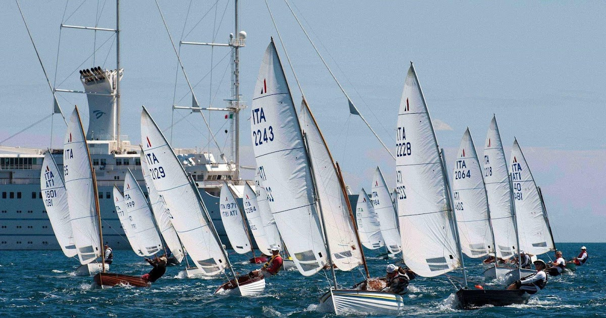 Al via il Campionato Italiano Dinghy 12'