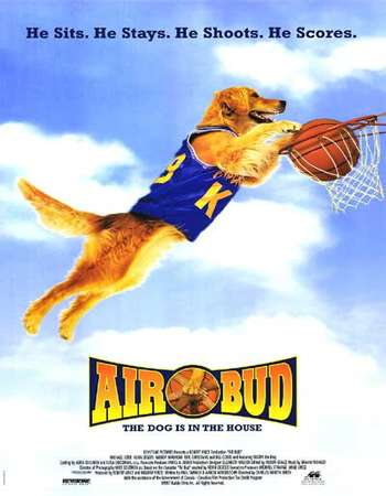 Poster Of Air Bud 1997 Hindi Dual Audio 140MB HDTVRip HEVC Mobile ESubs Free Download Watch Online downloadhub.net