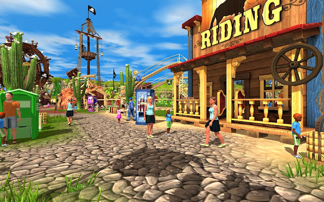 Adventure Park Free Download Full Version Screenshot 1