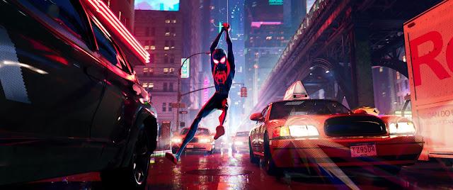 Spider-Man: Paralelní světy (Spider-Man: Into the Spider-Verse) – Recenze