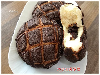 Chocolate Polo Buns By Cathy Of Cathy S Joy