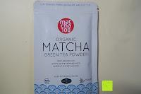 Tüte: matcha108 - Bio Matcha Tee in Premium Qualität (Ceremonial Grade), 108g direkt von der Öko-Plantage (kbA.)