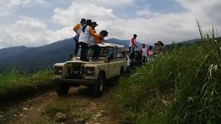 Paket Offroad Outbound Gunung Pancar bebas macet