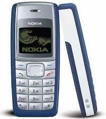Spesifikasi Handphone Nokia 1110i