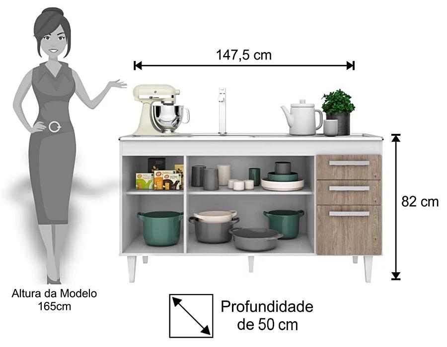 7 dicas para comprar o seu Balcão para Cozinha Planejada!