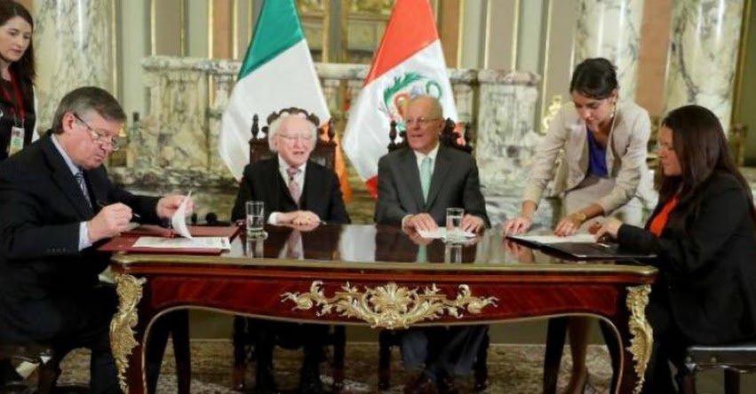 PRONABEC: Se abren puertas para especializaciones de peruanos en Irlanda - www.pronabec.gob.pe