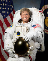 NASA astronaut Peggy Whitson