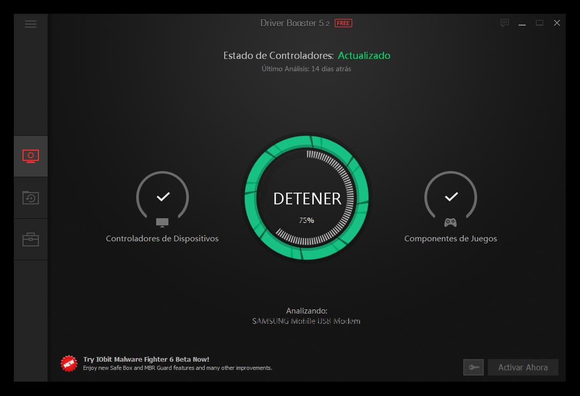 Driver Booster PRO 5.2.0.688 Multilenguaje www.bajaqui.org