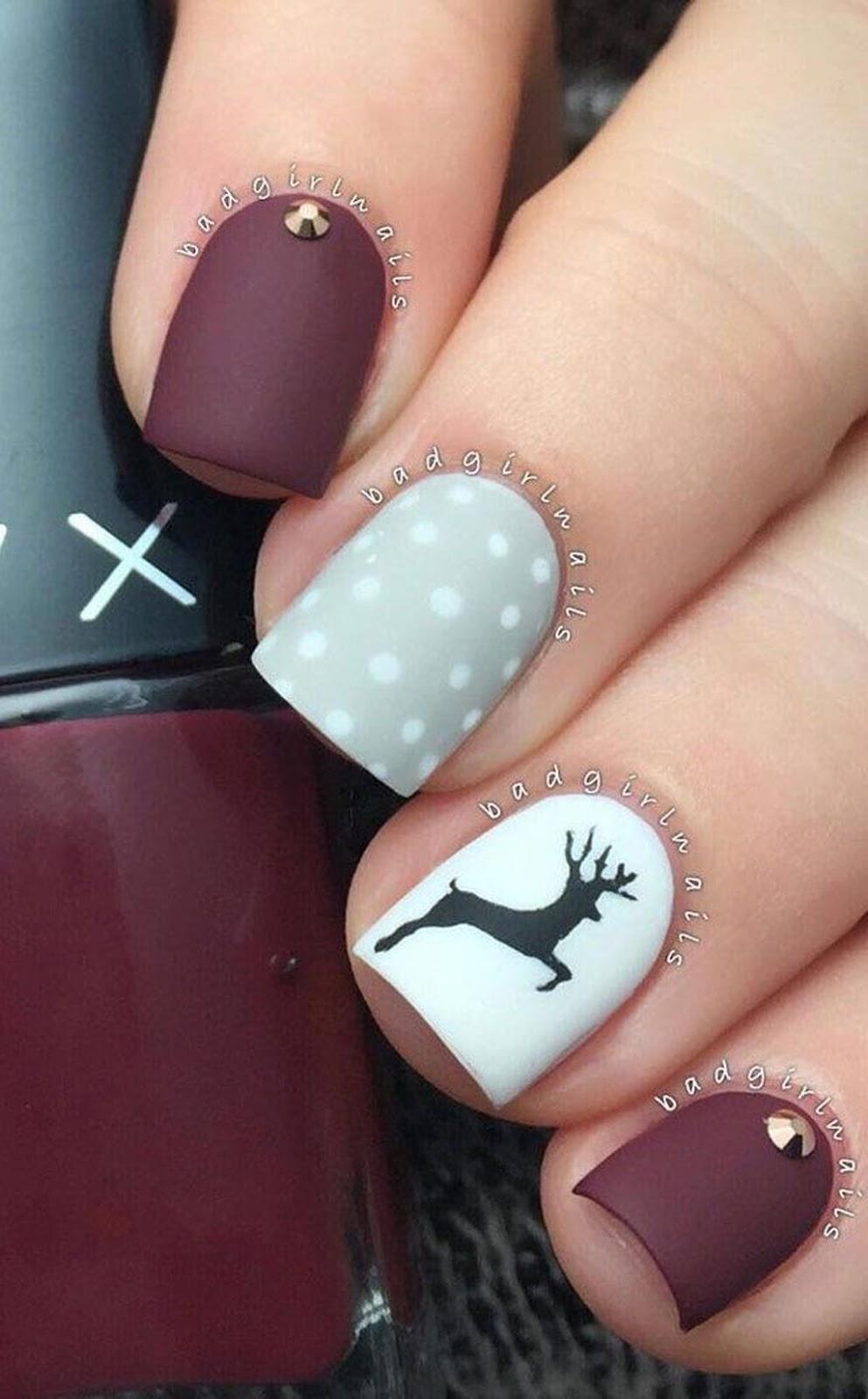 incredible nail art idea