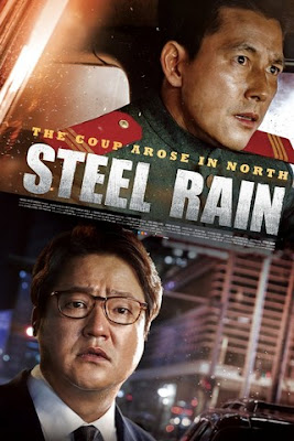 steel rain korean movie