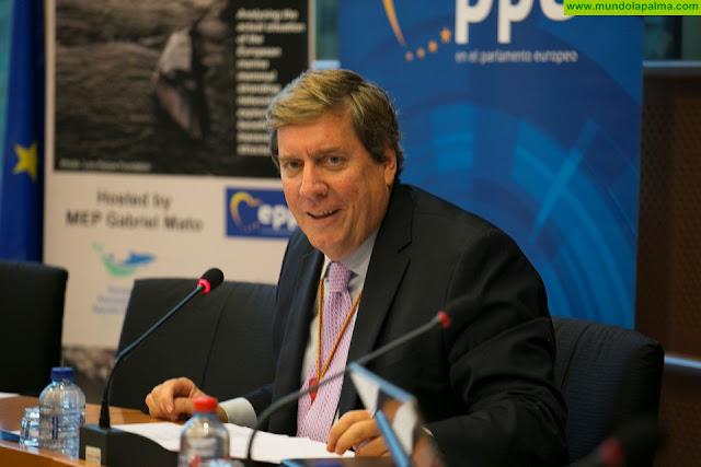 El Parlamento Europeo defiende, a propuesta de Gabriel Mato, incrementar el apoyo financiero a los pescadores después de 2020