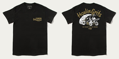 """Haulin Grints"" T-Shirt by Grits Apparel"
