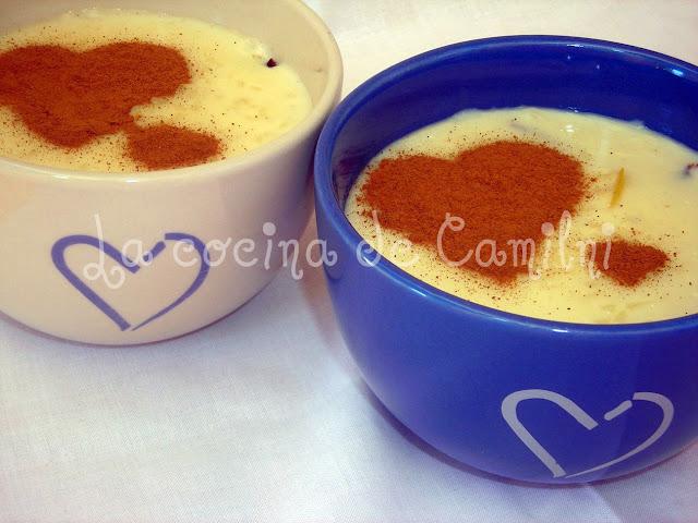 Arroz con leche (La cocina de Camilni)