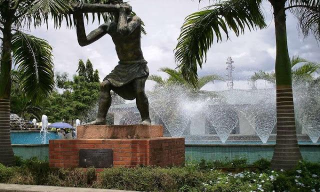 Ibom plaza, Uyo, Akwa Ibom State, Nigeria.