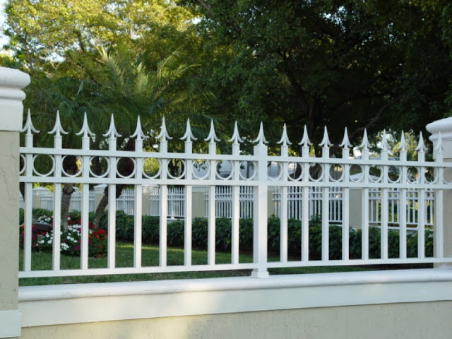 hàng rào phong thủy