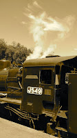Victorian Goldfields Railway Castlemaine to Maldon