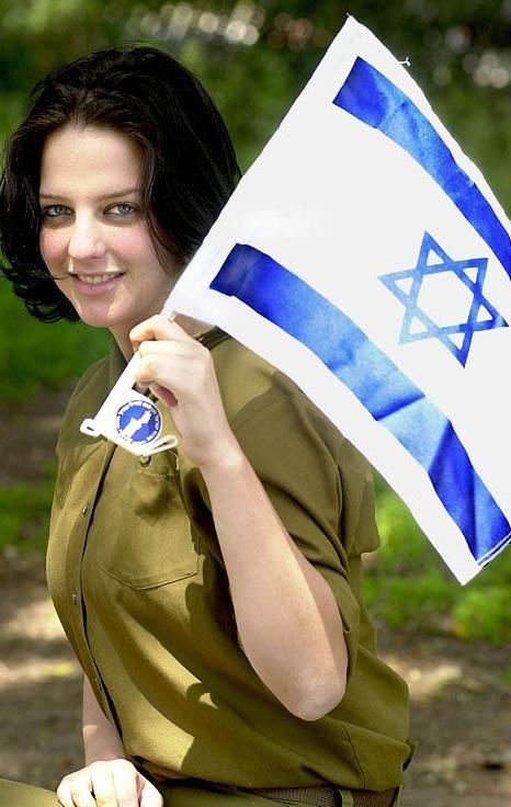 jassy world beautiful israeli military girls