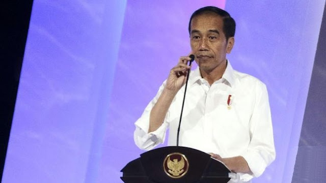 Jokowi: Jangan Sampai Pancasila Digeser Ideologi Impor