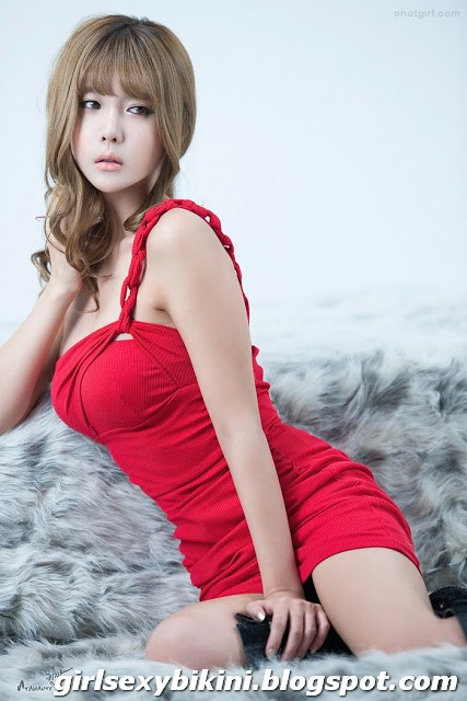 Koreanheo Yoon Mi - Model Fever With Semi-Nude Provocative -9699