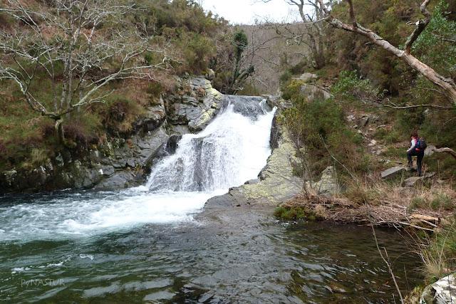 2ª Cascada - Río Porcía - Asturias
