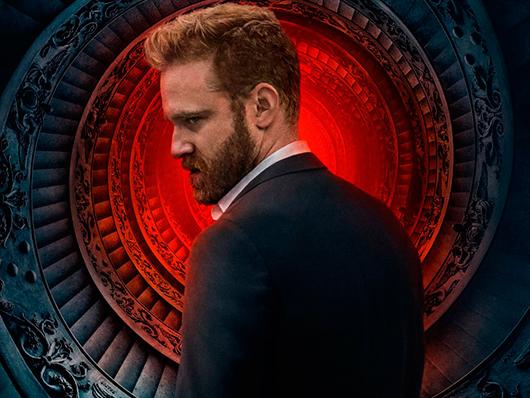 Pósters españoles de personajes de 'Inferno' con Tom Hanks y Ben Foster