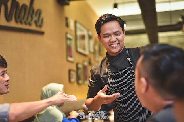 LoKhaba Bangsar Restaurant at Jalan Telawi 4 Classic Malaysian Cuisine in Town Main Chef