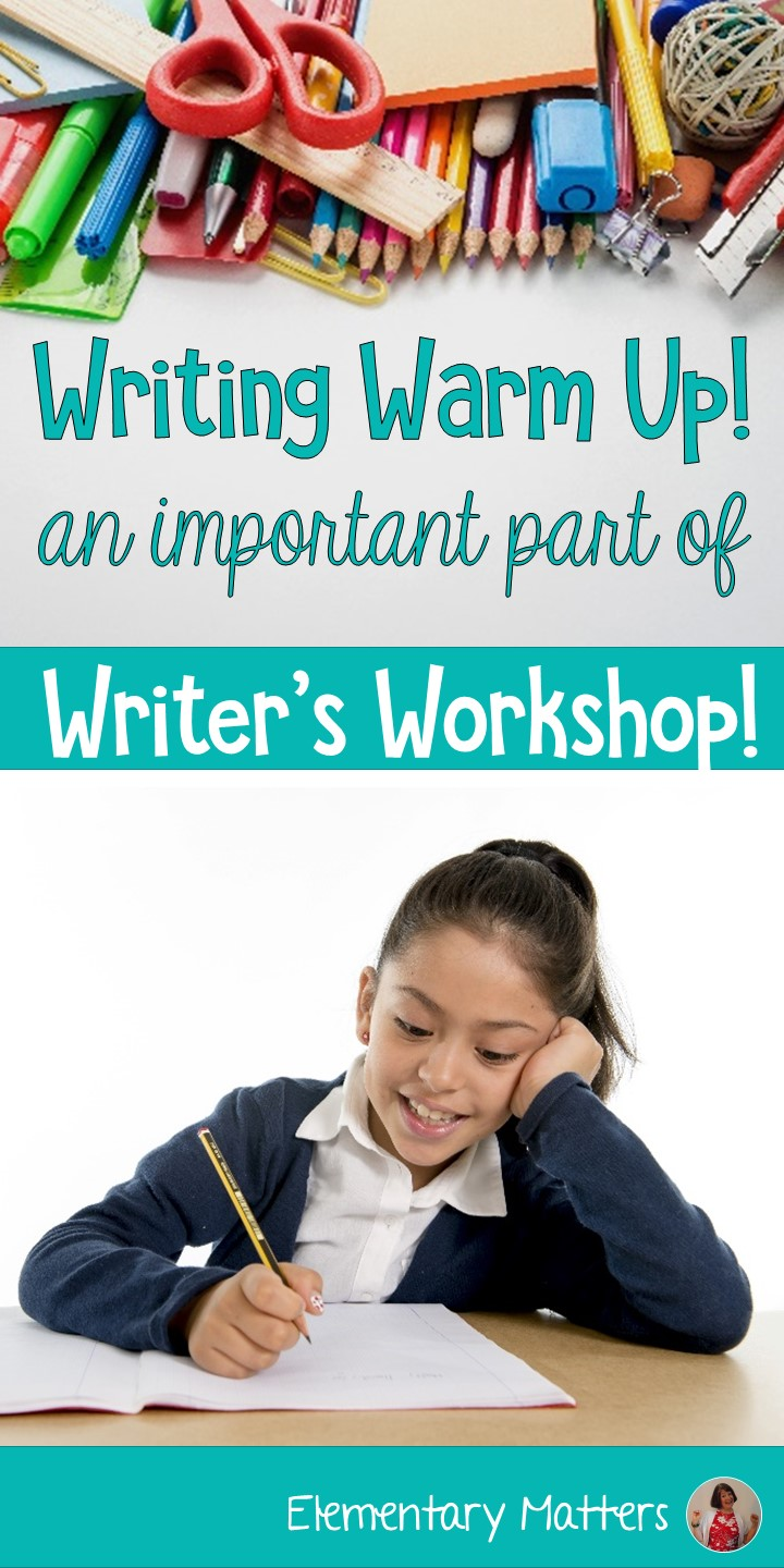 writing class warm up Use this warm-up activity when you're doing a unit on adjectives or descriptions it's also a good way for students to teach each other new vocabulary you could also use it when you have a class of new activities and games from this book as warm-ups or fillers relating to the.