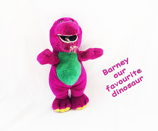 Barney Our Favourite Dinosaur