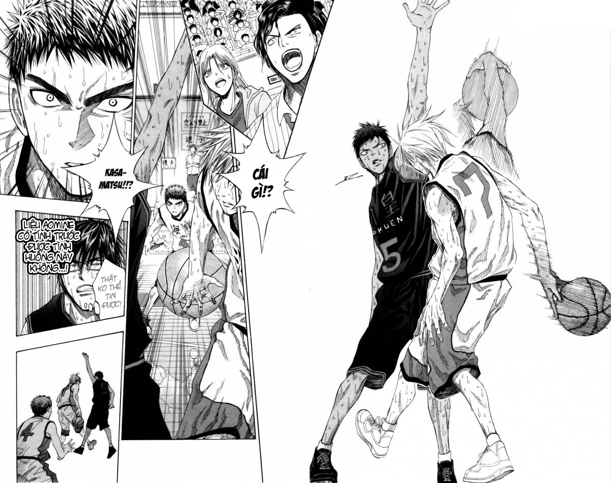 Kuroko No Basket chap 072 trang 6