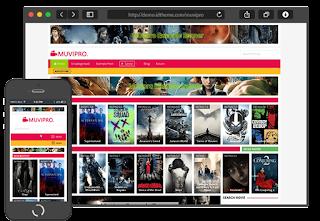 Muvipro , Movie WordPress Theme Nulled