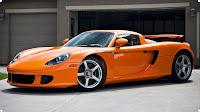 Porsche Carrera GT смотреть фото