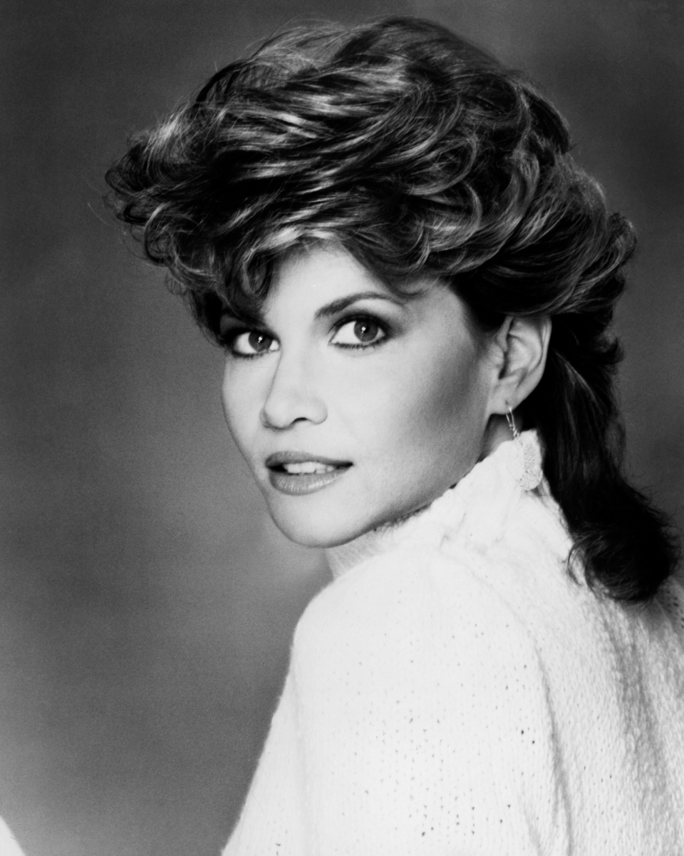 Slice Of Cheesecake: Markie Post, Pictorial