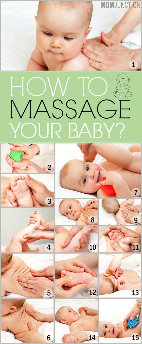 cara mengurut bayi secara baik dan elegan