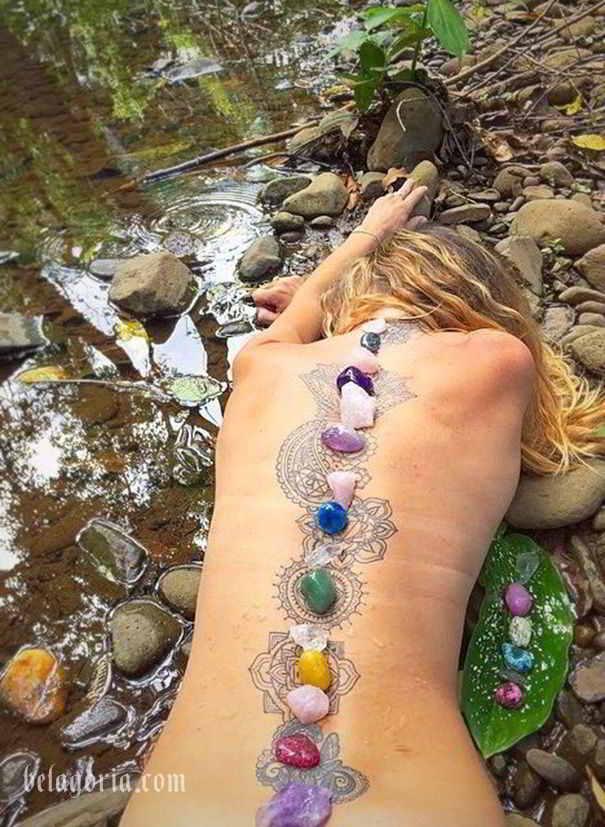 Tatuaje de Chacra