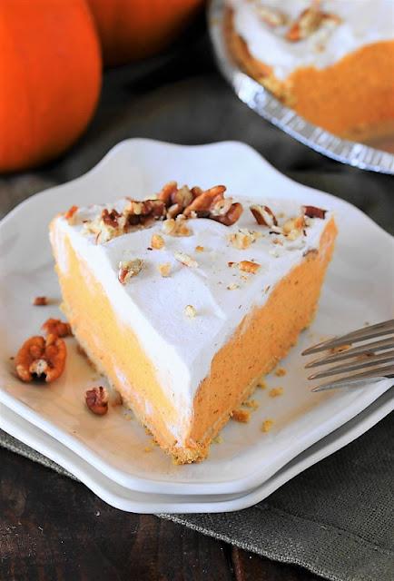 No-Bake Pumpkin Cream Pie image