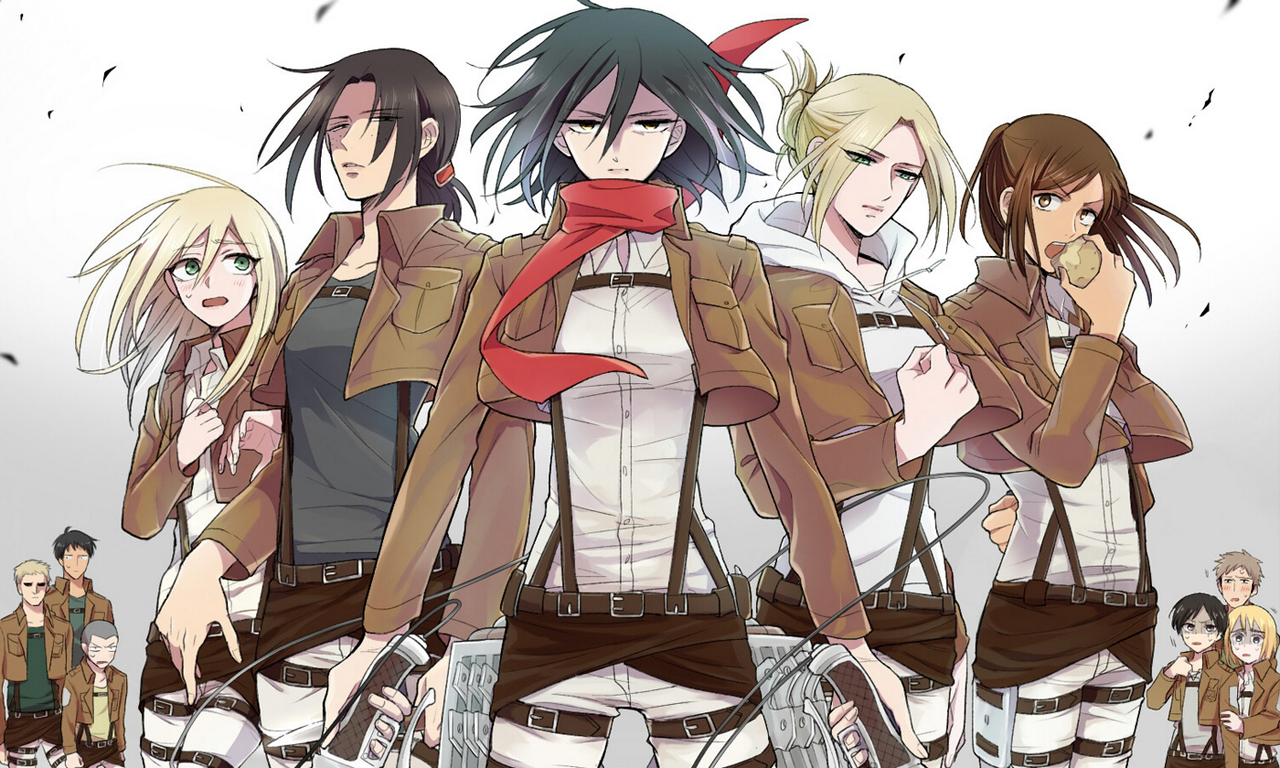 Hd Wallpaper Shingeki No Kyojin 0784