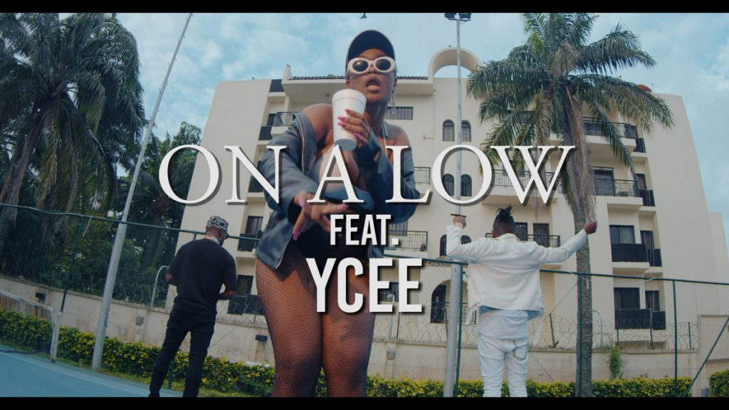 BEAT: Dj Spinall - On A Low instrumental ft  Ycee (Remake by