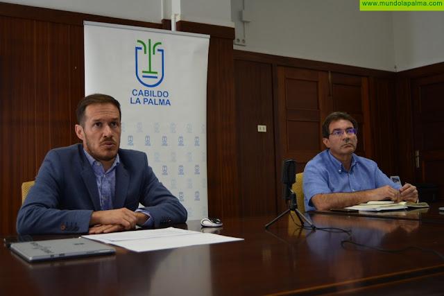 """Mariano H. Zapata: """"La unidad parlamentaria es una garantía para la Isla de La Palma"""""""