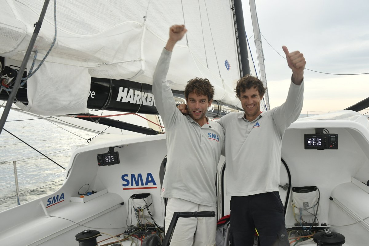 Scanvoile armen race sma en imoca r aut en multi50 for Fenetrea mix buffet