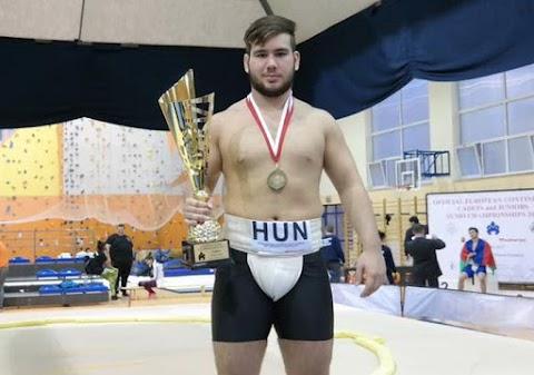 Szumó Európa-bajnokság - Egy ezüst és két bronz az U21-esektől