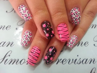 Uñas Pintadas con esmaltes lindos, Imagenes de uñas