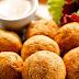 Receita de Falafel Assado (Vegano)