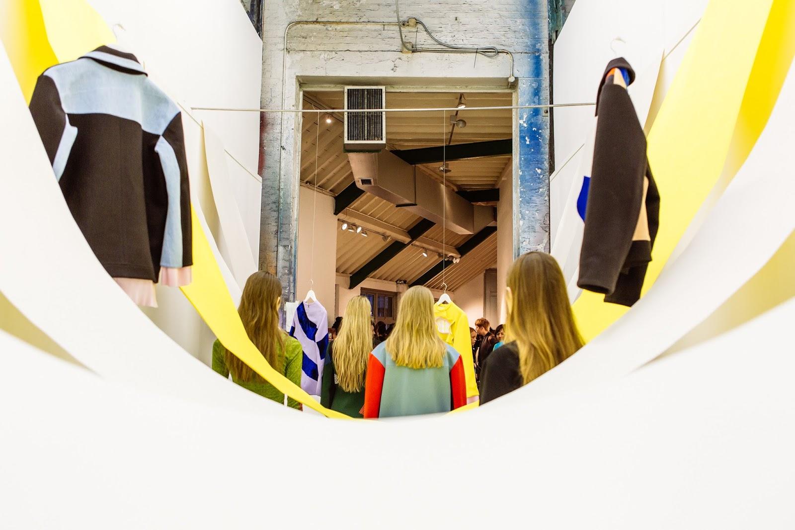 Ana Maddock- Miuniku London Fashion Week AW 16-17 Imagery by Joe Hart