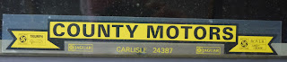 County Motors of Carlisle Window Sticker