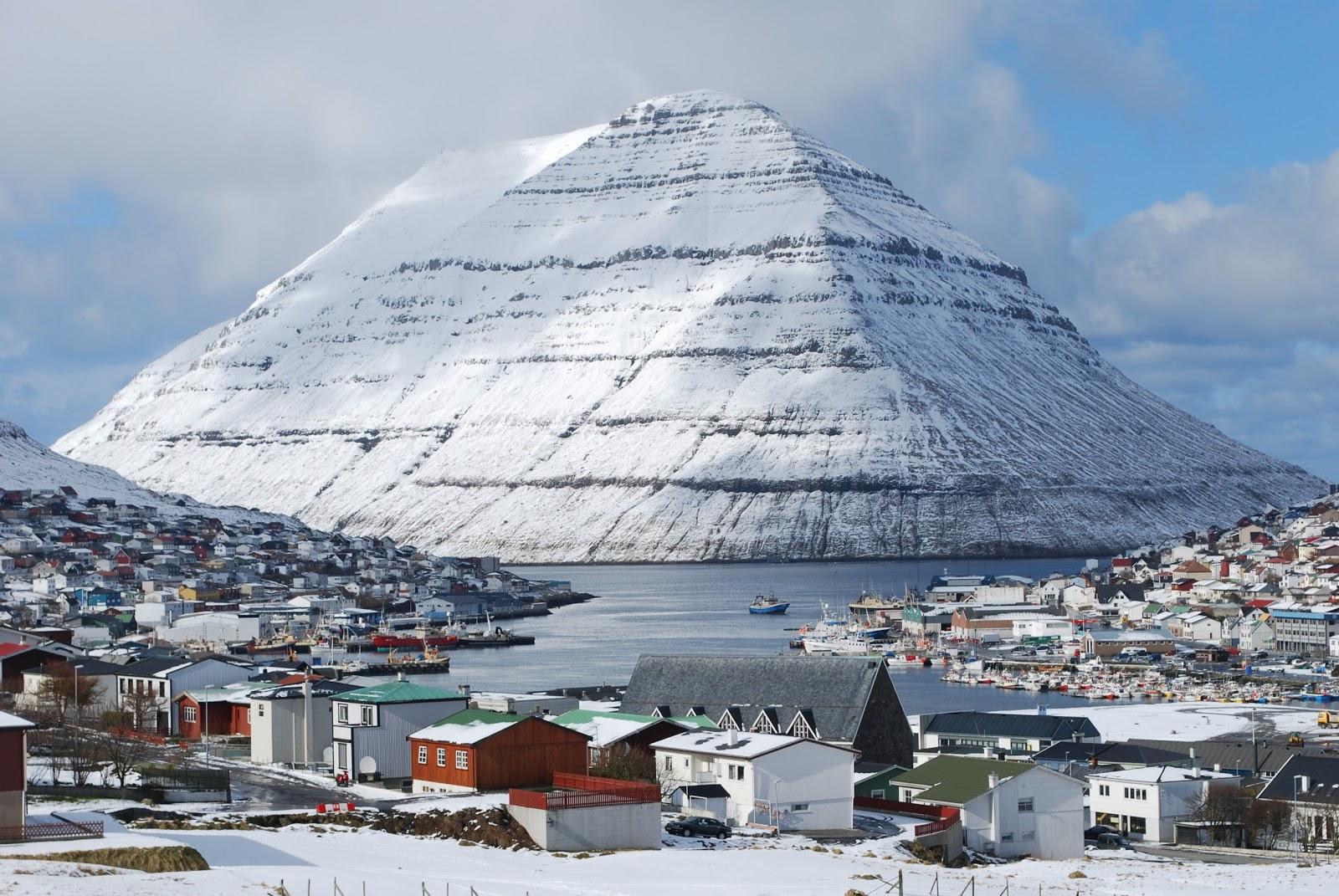 Travel & Adventures: Faroe Islands ( Føroyar ). A voyage ...
