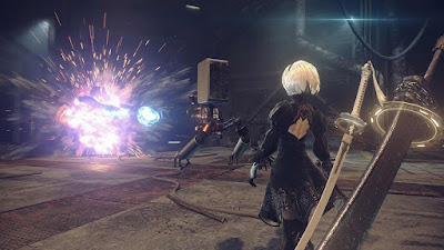 NieR: Automata Game Screenshot 1