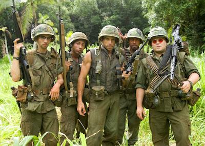 Sinopsis Film Tropic Thunder (2008)