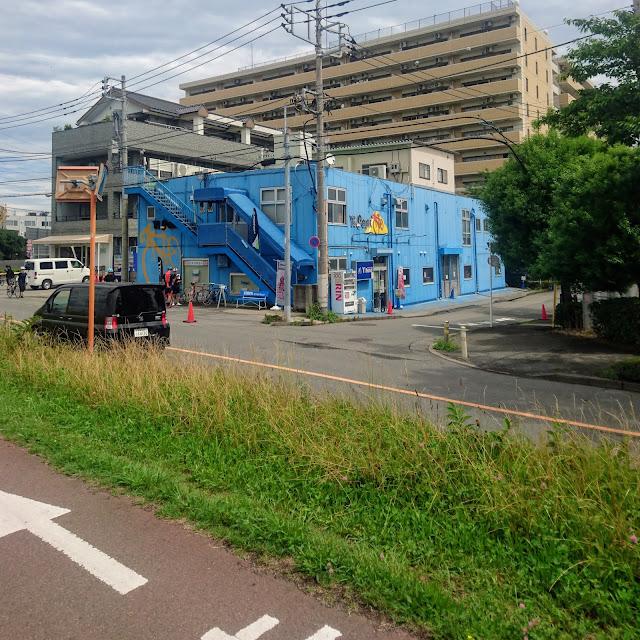 多摩川サイクリングロード Y's Road 府中多摩川店