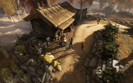 Download Brothers A Tale Of Two Sons PC Full Version
